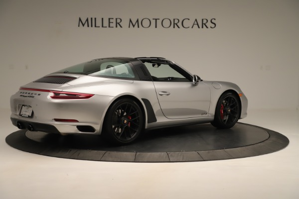 Used 2017 Porsche 911 Targa 4 GTS for sale Sold at Rolls-Royce Motor Cars Greenwich in Greenwich CT 06830 8