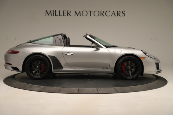 Used 2017 Porsche 911 Targa 4 GTS for sale Sold at Rolls-Royce Motor Cars Greenwich in Greenwich CT 06830 9