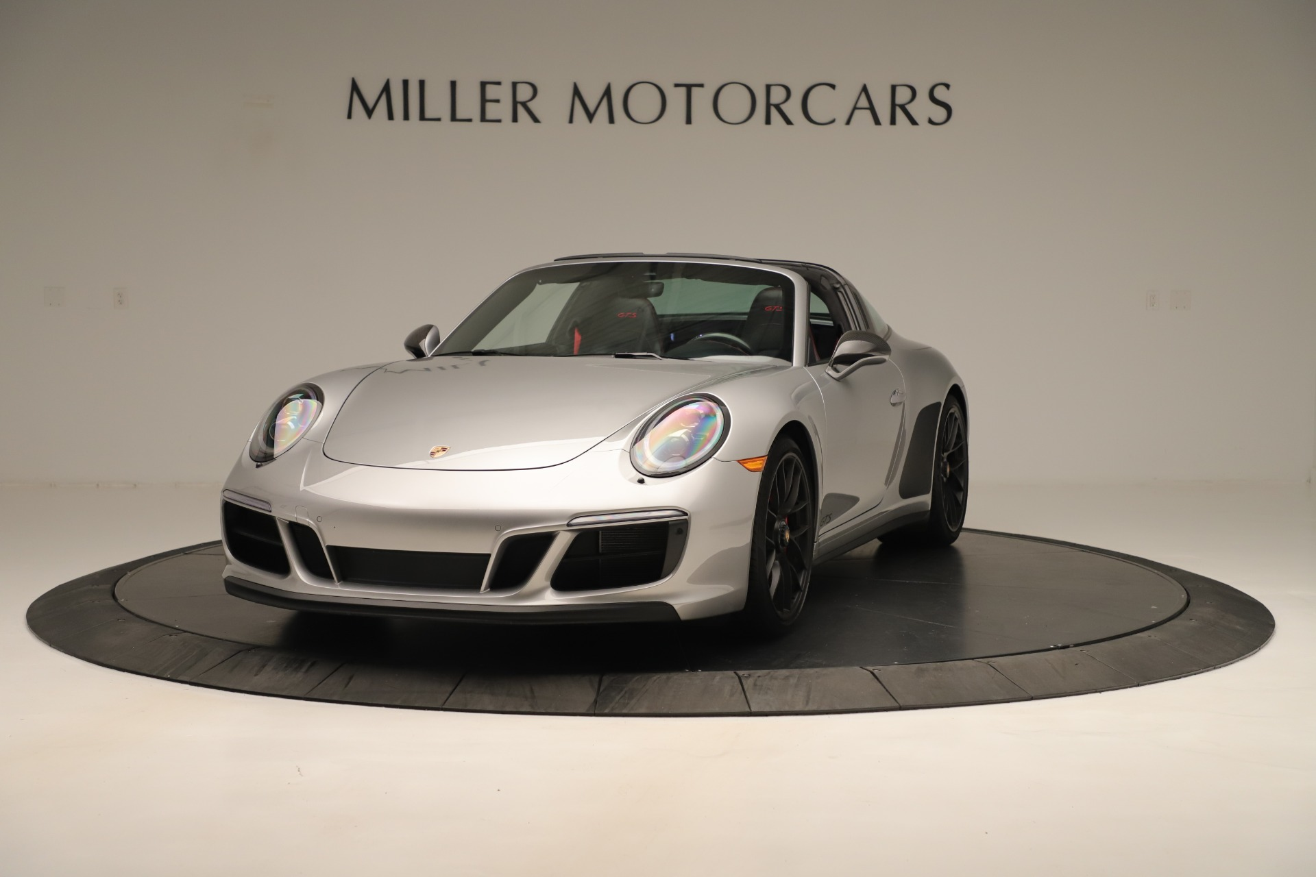 Used 2017 Porsche 911 Targa 4 GTS for sale Sold at Rolls-Royce Motor Cars Greenwich in Greenwich CT 06830 1