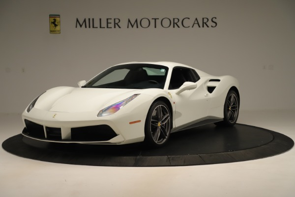 Used 2016 Ferrari 488 Spider for sale $269,900 at Rolls-Royce Motor Cars Greenwich in Greenwich CT 06830 13