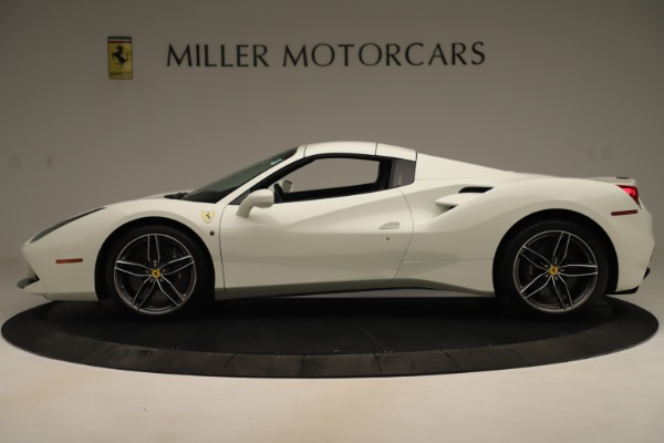 Used 2016 Ferrari 488 Spider for sale $269,900 at Rolls-Royce Motor Cars Greenwich in Greenwich CT 06830 14