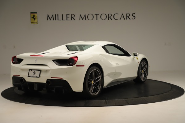 Used 2016 Ferrari 488 Spider for sale $269,900 at Rolls-Royce Motor Cars Greenwich in Greenwich CT 06830 16