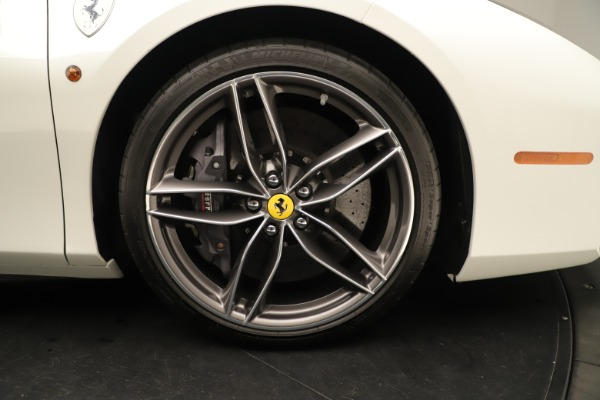 Used 2016 Ferrari 488 Spider for sale $269,900 at Rolls-Royce Motor Cars Greenwich in Greenwich CT 06830 19