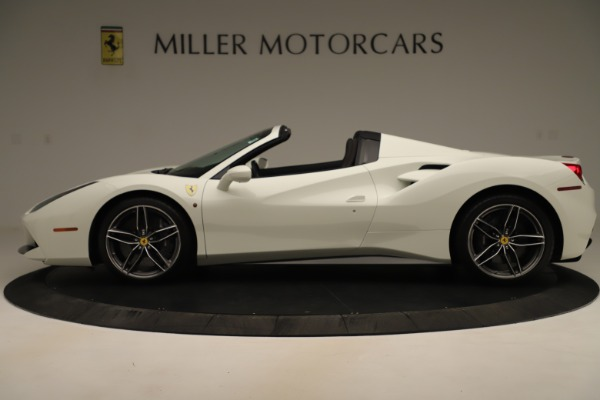 Used 2016 Ferrari 488 Spider for sale $269,900 at Rolls-Royce Motor Cars Greenwich in Greenwich CT 06830 3