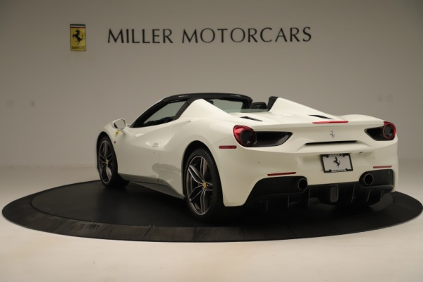 Used 2016 Ferrari 488 Spider for sale $269,900 at Rolls-Royce Motor Cars Greenwich in Greenwich CT 06830 5