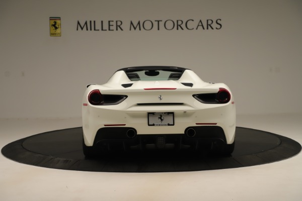 Used 2016 Ferrari 488 Spider for sale $269,900 at Rolls-Royce Motor Cars Greenwich in Greenwich CT 06830 6