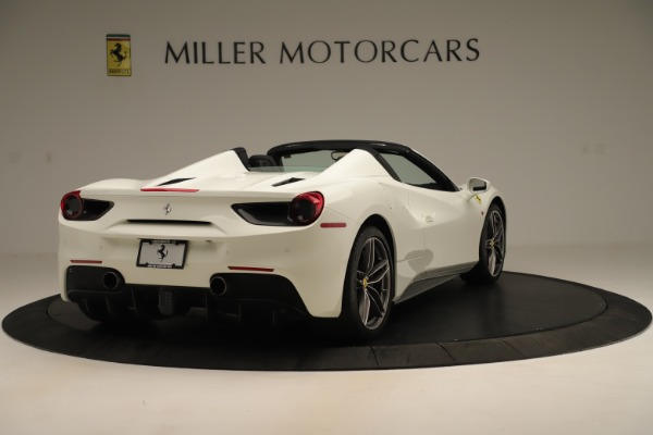 Used 2016 Ferrari 488 Spider for sale $269,900 at Rolls-Royce Motor Cars Greenwich in Greenwich CT 06830 7