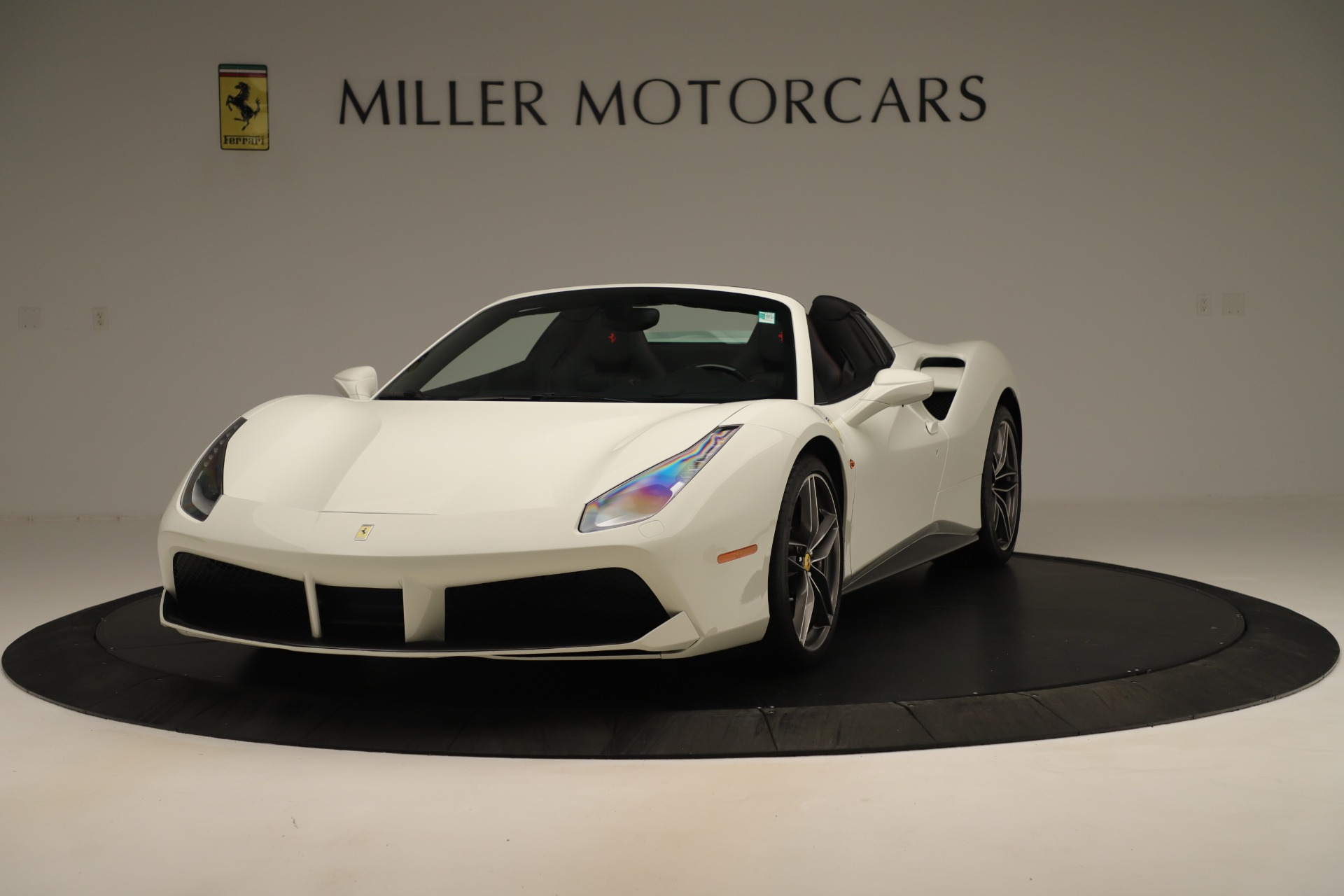 Used 2016 Ferrari 488 Spider for sale $269,900 at Rolls-Royce Motor Cars Greenwich in Greenwich CT 06830 1