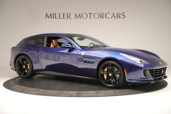 Used 2019 Ferrari GTC4Lusso for sale Sold at Rolls-Royce Motor Cars Greenwich in Greenwich CT 06830 10