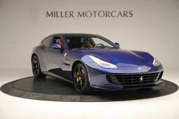 Used 2019 Ferrari GTC4Lusso for sale Sold at Rolls-Royce Motor Cars Greenwich in Greenwich CT 06830 11