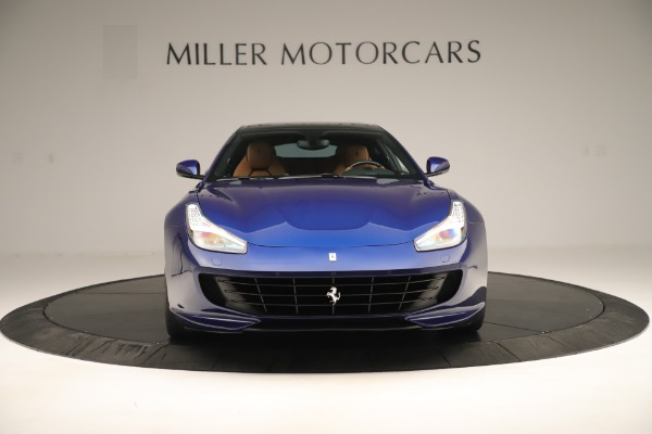Used 2019 Ferrari GTC4Lusso for sale Sold at Rolls-Royce Motor Cars Greenwich in Greenwich CT 06830 12
