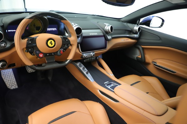 Used 2019 Ferrari GTC4Lusso for sale Sold at Rolls-Royce Motor Cars Greenwich in Greenwich CT 06830 13