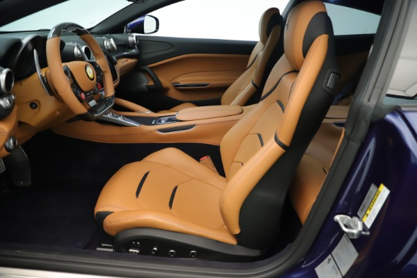 Used 2019 Ferrari GTC4Lusso for sale Sold at Rolls-Royce Motor Cars Greenwich in Greenwich CT 06830 14