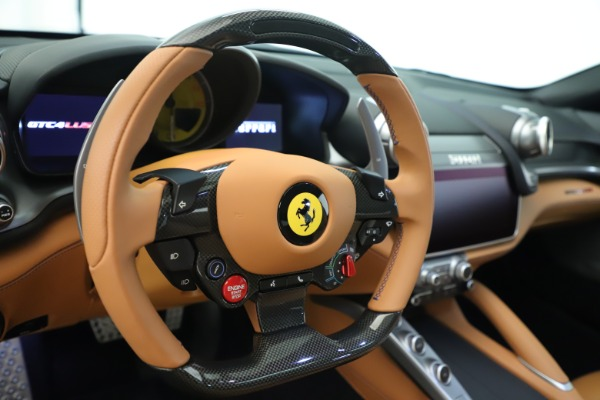 Used 2019 Ferrari GTC4Lusso for sale Sold at Rolls-Royce Motor Cars Greenwich in Greenwich CT 06830 17