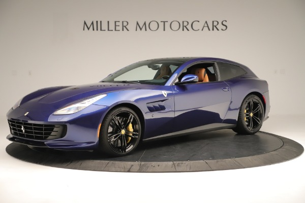 Used 2019 Ferrari GTC4Lusso for sale Sold at Rolls-Royce Motor Cars Greenwich in Greenwich CT 06830 2