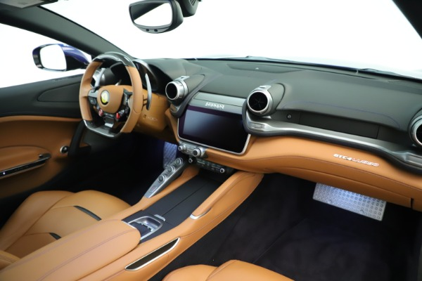 Used 2019 Ferrari GTC4Lusso for sale Sold at Rolls-Royce Motor Cars Greenwich in Greenwich CT 06830 20