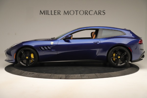 Used 2019 Ferrari GTC4Lusso for sale Sold at Rolls-Royce Motor Cars Greenwich in Greenwich CT 06830 3