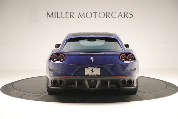 Used 2019 Ferrari GTC4Lusso for sale Sold at Rolls-Royce Motor Cars Greenwich in Greenwich CT 06830 6
