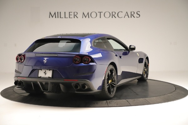 Used 2019 Ferrari GTC4Lusso for sale Sold at Rolls-Royce Motor Cars Greenwich in Greenwich CT 06830 7
