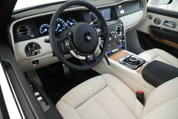 New 2019 Rolls-Royce Cullinan for sale Sold at Rolls-Royce Motor Cars Greenwich in Greenwich CT 06830 13