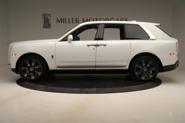 New 2019 Rolls-Royce Cullinan for sale Sold at Rolls-Royce Motor Cars Greenwich in Greenwich CT 06830 3