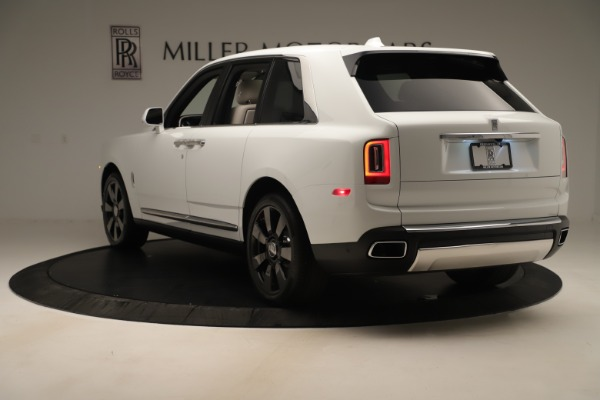 New 2019 Rolls-Royce Cullinan for sale Sold at Rolls-Royce Motor Cars Greenwich in Greenwich CT 06830 4