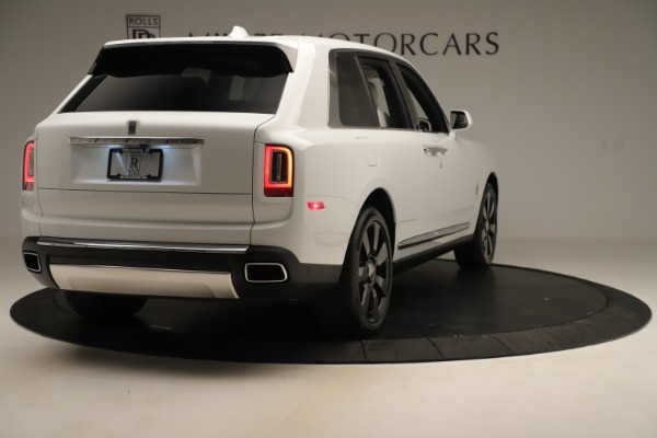 New 2019 Rolls-Royce Cullinan for sale Sold at Rolls-Royce Motor Cars Greenwich in Greenwich CT 06830 6