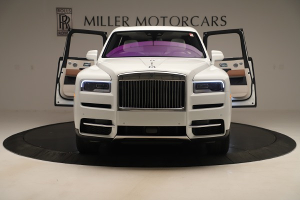 New 2019 Rolls-Royce Cullinan for sale Sold at Rolls-Royce Motor Cars Greenwich in Greenwich CT 06830 9