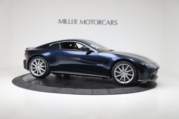 New 2020 Aston Martin Vantage Coupe for sale Sold at Rolls-Royce Motor Cars Greenwich in Greenwich CT 06830 9