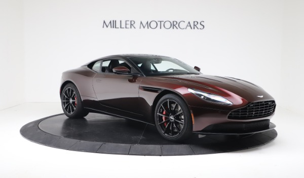 New 2019 Aston Martin DB11 V12 AMR Coupe for sale Sold at Rolls-Royce Motor Cars Greenwich in Greenwich CT 06830 10