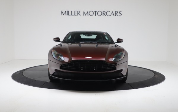 New 2019 Aston Martin DB11 V12 AMR Coupe for sale Sold at Rolls-Royce Motor Cars Greenwich in Greenwich CT 06830 11