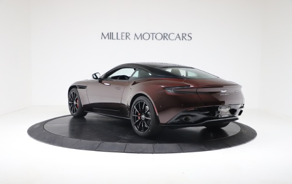New 2019 Aston Martin DB11 V12 AMR Coupe for sale Sold at Rolls-Royce Motor Cars Greenwich in Greenwich CT 06830 5
