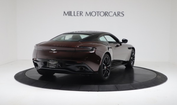 New 2019 Aston Martin DB11 V12 AMR Coupe for sale Sold at Rolls-Royce Motor Cars Greenwich in Greenwich CT 06830 7