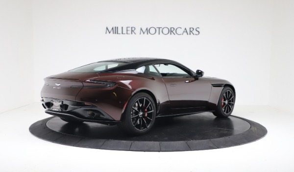 New 2019 Aston Martin DB11 V12 AMR Coupe for sale Sold at Rolls-Royce Motor Cars Greenwich in Greenwich CT 06830 8