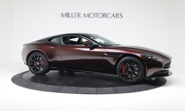 New 2019 Aston Martin DB11 V12 AMR Coupe for sale Sold at Rolls-Royce Motor Cars Greenwich in Greenwich CT 06830 9