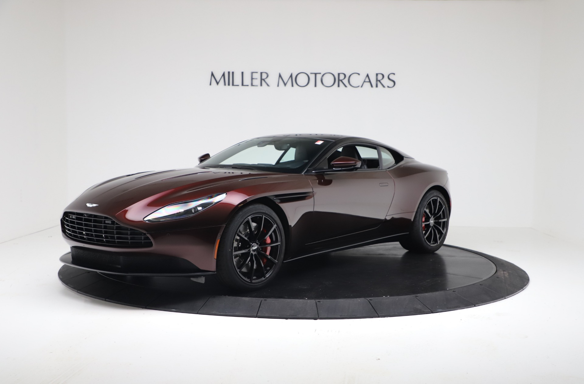 New 2019 Aston Martin DB11 V12 AMR Coupe for sale Sold at Rolls-Royce Motor Cars Greenwich in Greenwich CT 06830 1