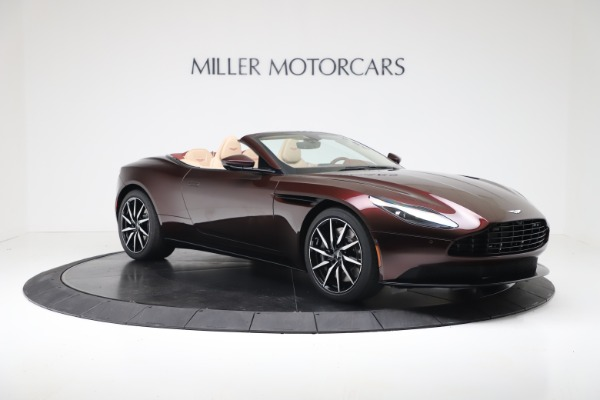 Used 2020 Aston Martin DB11 Volante Convertible for sale $223,900 at Rolls-Royce Motor Cars Greenwich in Greenwich CT 06830 10