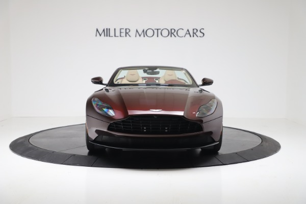New 2020 Aston Martin DB11 Volante Convertible for sale Sold at Rolls-Royce Motor Cars Greenwich in Greenwich CT 06830 11