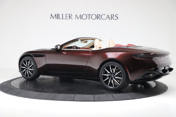 Used 2020 Aston Martin DB11 Volante Convertible for sale $223,900 at Rolls-Royce Motor Cars Greenwich in Greenwich CT 06830 12