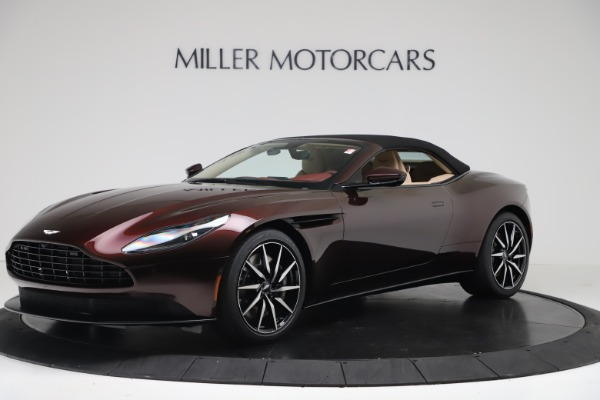 Used 2020 Aston Martin DB11 Volante for sale Sold at Rolls-Royce Motor Cars Greenwich in Greenwich CT 06830 14
