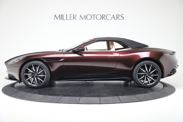 Used 2020 Aston Martin DB11 Volante Convertible for sale $223,900 at Rolls-Royce Motor Cars Greenwich in Greenwich CT 06830 15
