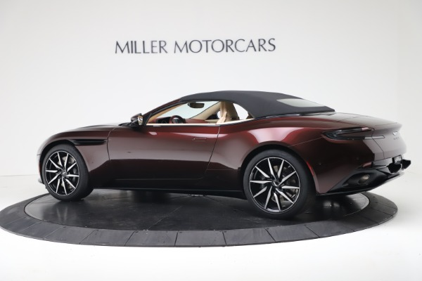 Used 2020 Aston Martin DB11 Volante Convertible for sale $223,900 at Rolls-Royce Motor Cars Greenwich in Greenwich CT 06830 16