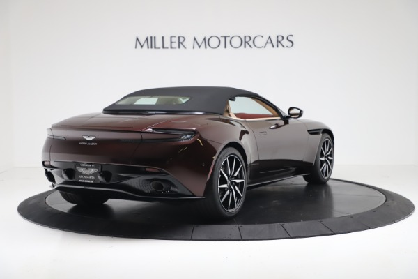 Used 2020 Aston Martin DB11 Volante Convertible for sale $223,900 at Rolls-Royce Motor Cars Greenwich in Greenwich CT 06830 17