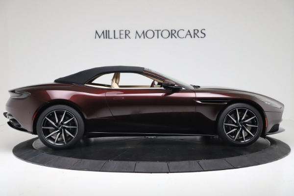 Used 2020 Aston Martin DB11 Volante Convertible for sale $223,900 at Rolls-Royce Motor Cars Greenwich in Greenwich CT 06830 18