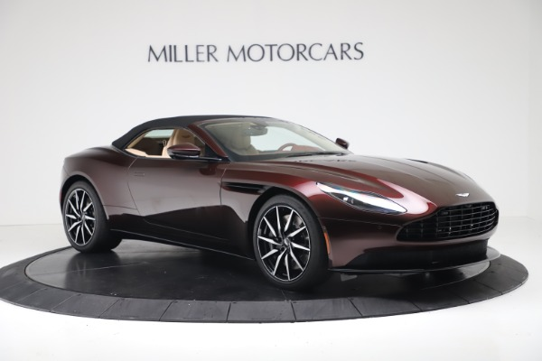 Used 2020 Aston Martin DB11 Volante Convertible for sale $223,900 at Rolls-Royce Motor Cars Greenwich in Greenwich CT 06830 19