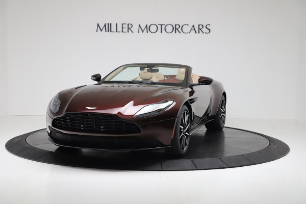 Used 2020 Aston Martin DB11 Volante Convertible for sale $223,900 at Rolls-Royce Motor Cars Greenwich in Greenwich CT 06830 2