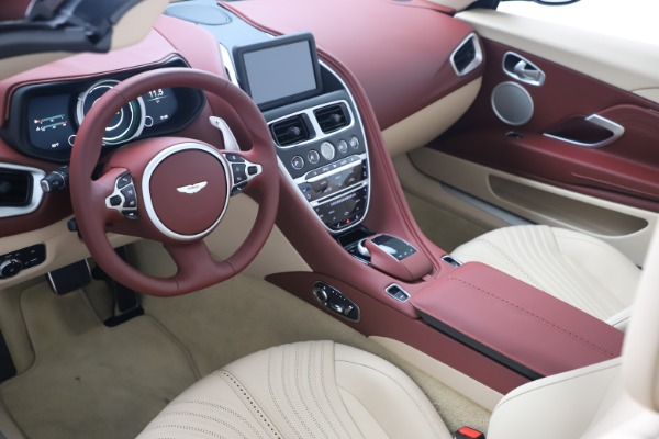 Used 2020 Aston Martin DB11 Volante Convertible for sale $223,900 at Rolls-Royce Motor Cars Greenwich in Greenwich CT 06830 20
