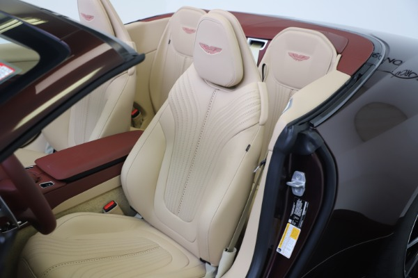 Used 2020 Aston Martin DB11 Volante Convertible for sale $223,900 at Rolls-Royce Motor Cars Greenwich in Greenwich CT 06830 23