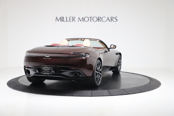 Used 2020 Aston Martin DB11 Volante for sale Sold at Rolls-Royce Motor Cars Greenwich in Greenwich CT 06830 6