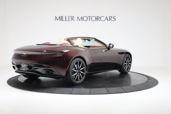 Used 2020 Aston Martin DB11 Volante for sale Sold at Rolls-Royce Motor Cars Greenwich in Greenwich CT 06830 7